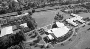 University of Western States is putting its 22-acre campus in the Russell neighborhood up for sale. COURTESY UNIVERSITY OF WESTERN STATES