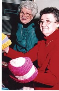 The Turban Makers group makes meet the third Tuesday of the month (Oct. 16 this month) at Parkrose United Methodist Church, 11111 N.E. Knott St. STAFF/2009