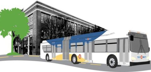 Contractor Selected for Division Transit Project