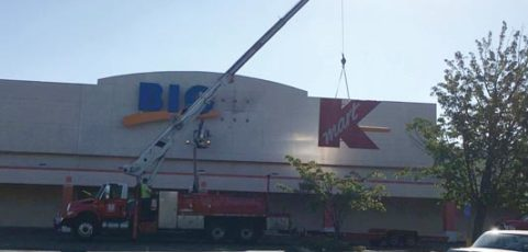 Kmart Property Not Zoned for Housing
