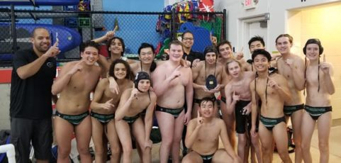 Parkrose boys dominate 5A state water polo tournament