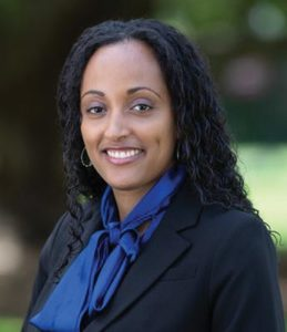 Seile Tekle is the new Historic Parkrose executive director replacing Mingus Mapps. courtesy seile tekle