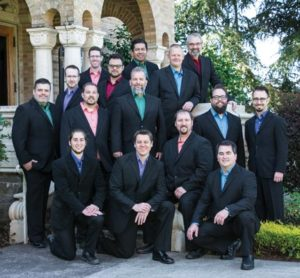 Male Ensemble Northwest was formed to encourage young males in public schools to sing in choirs of all kinds. Hear them perform with area high school students Saturday, Jan. 12 at Parkrose High School. COURTESY MALE ENSEMBLE NORTHWEST