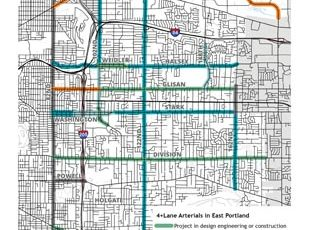 PBOT wants your help to reconstruct east Portland streets