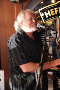 Prolific player Ed Neumann plays every Sunday at Bradford's Sports Lounge in Gateway. He attracts Portland's best Blues musicians to his weekly shows. STAFF/2016