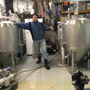 Brewer Joel Sheley creates specialty beers in the garage of his Hazelwood home. His Gateway Brewing is the first Alcohol and Tobacco Tax and Trade Bureau regulated nanobrewery east of 82nd Avenue. COURTESY JOEL SHELEY