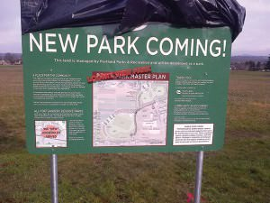 Did the city outsmart east Portland residents renaming Beech and Gateway parks with little to no public involvement? STAFF/2014