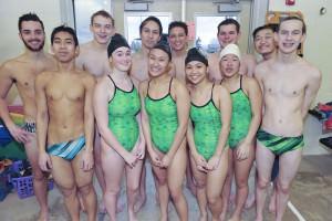 2016 PHS Co-Ed Swim Team