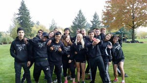2015 Parkrose High School Cross Country COURTESY PARKROSE ATHLETICS