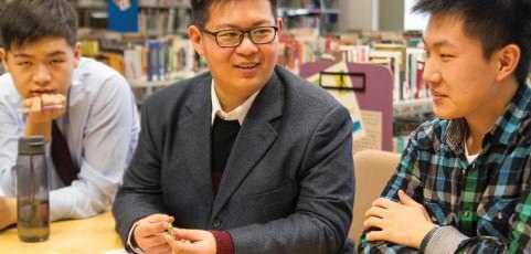 Superintendent Opens Door for Chinese Exchange Program