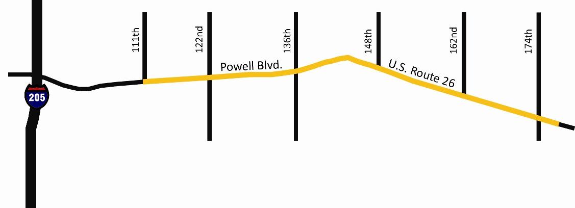 Legislature Votes $17 million for Powell Boulevard Study | Mid